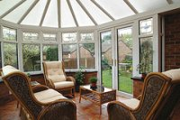 Logic Windows - conservatory manufacturers, Barnsley